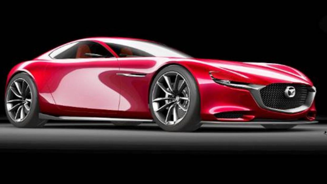 Interior 2022 Mazda Rx9 Price