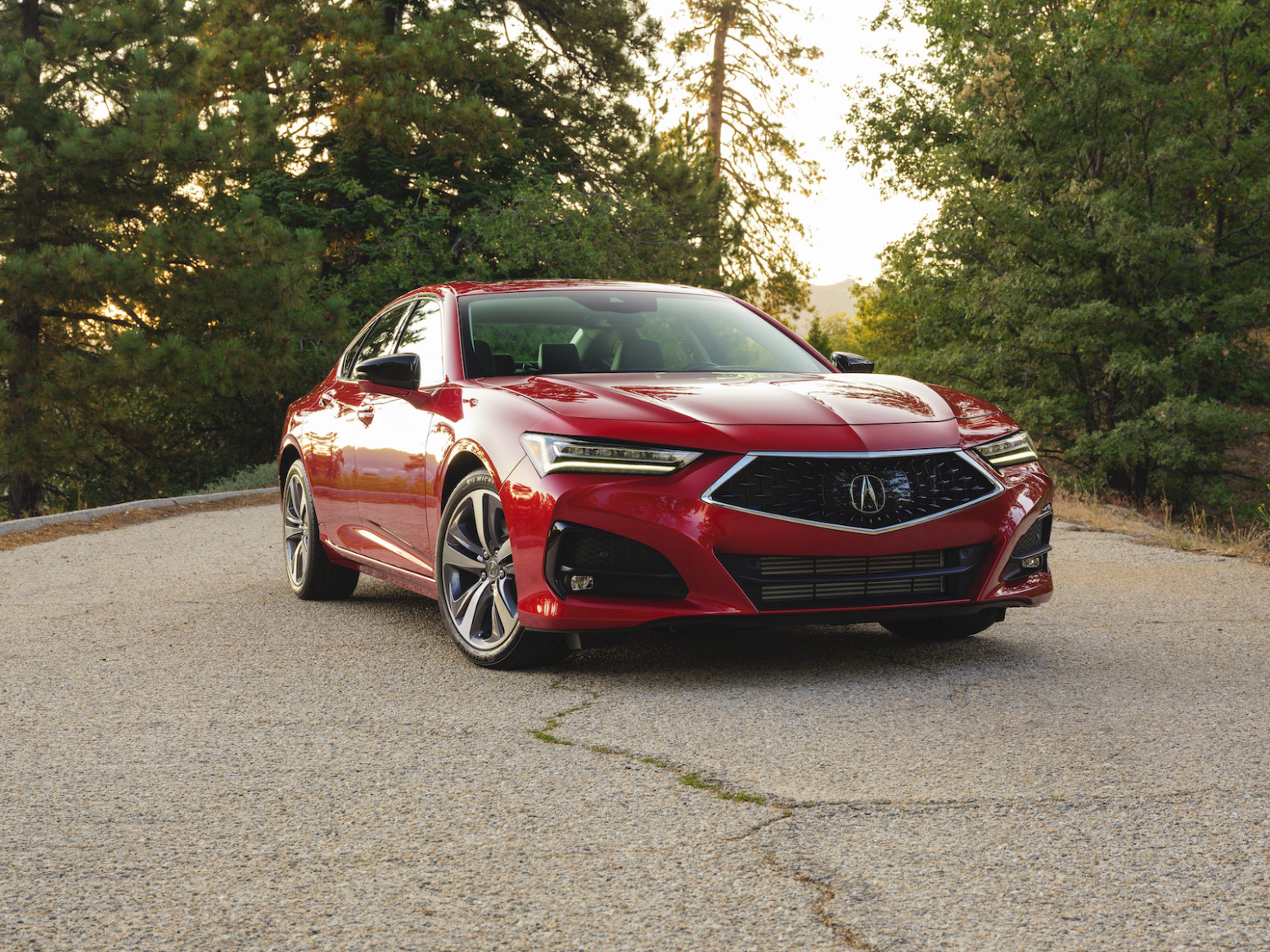 Concept and Review Acura Tlx Redesign 2022