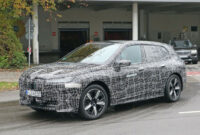 release bmw electric vehicles 2022