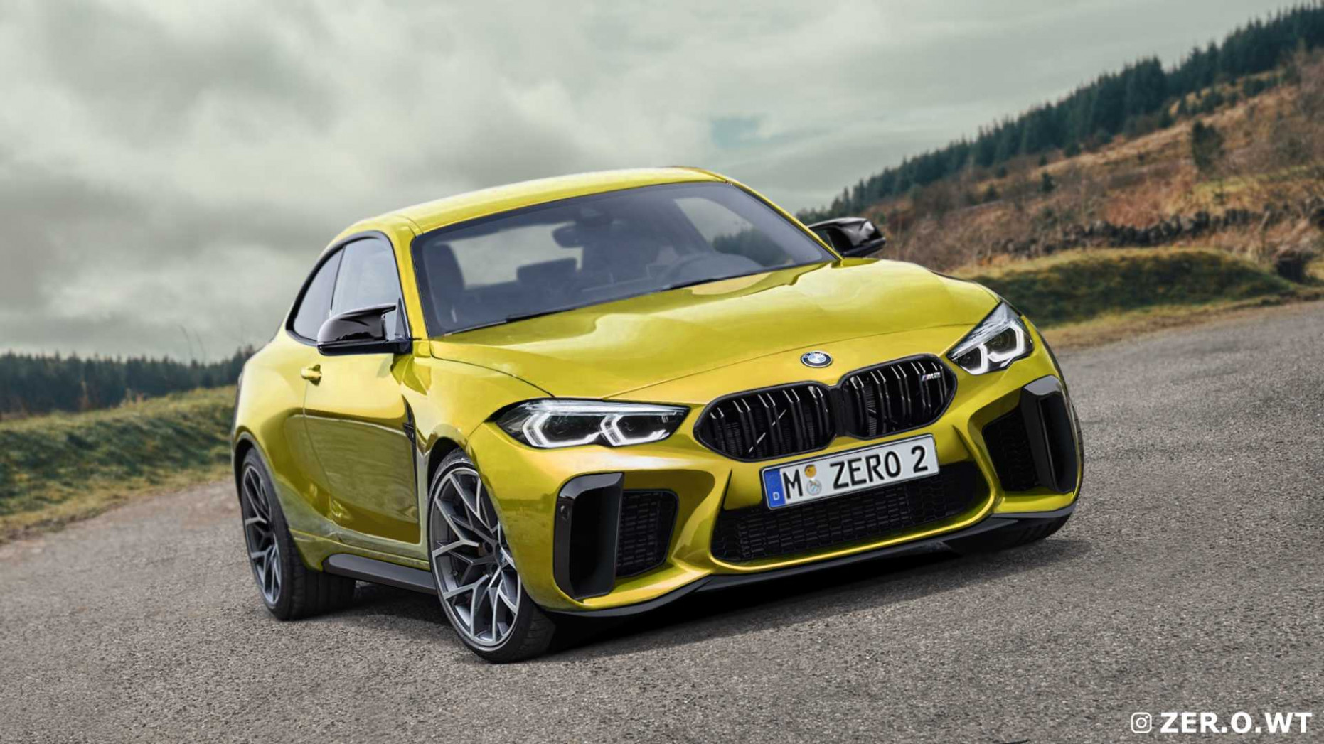 Overview 2022 BMW 2 Series
