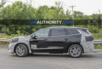 release date 2022 buick enclave