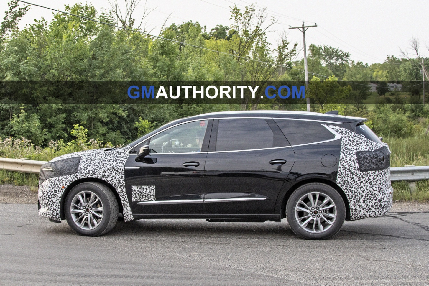 Release 2022 Buick Enclave
