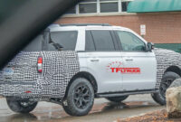 New Concept 2022 Ford Expedition