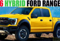 Release Date 2022 Ford Ranger Usa