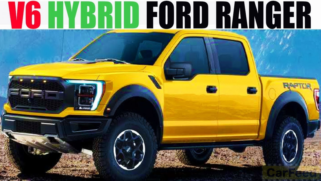 Rumors 2022 Ford Ranger Usa
