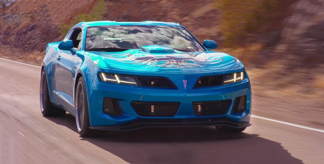 New Model and Performance 2022 Pontiac Firebird