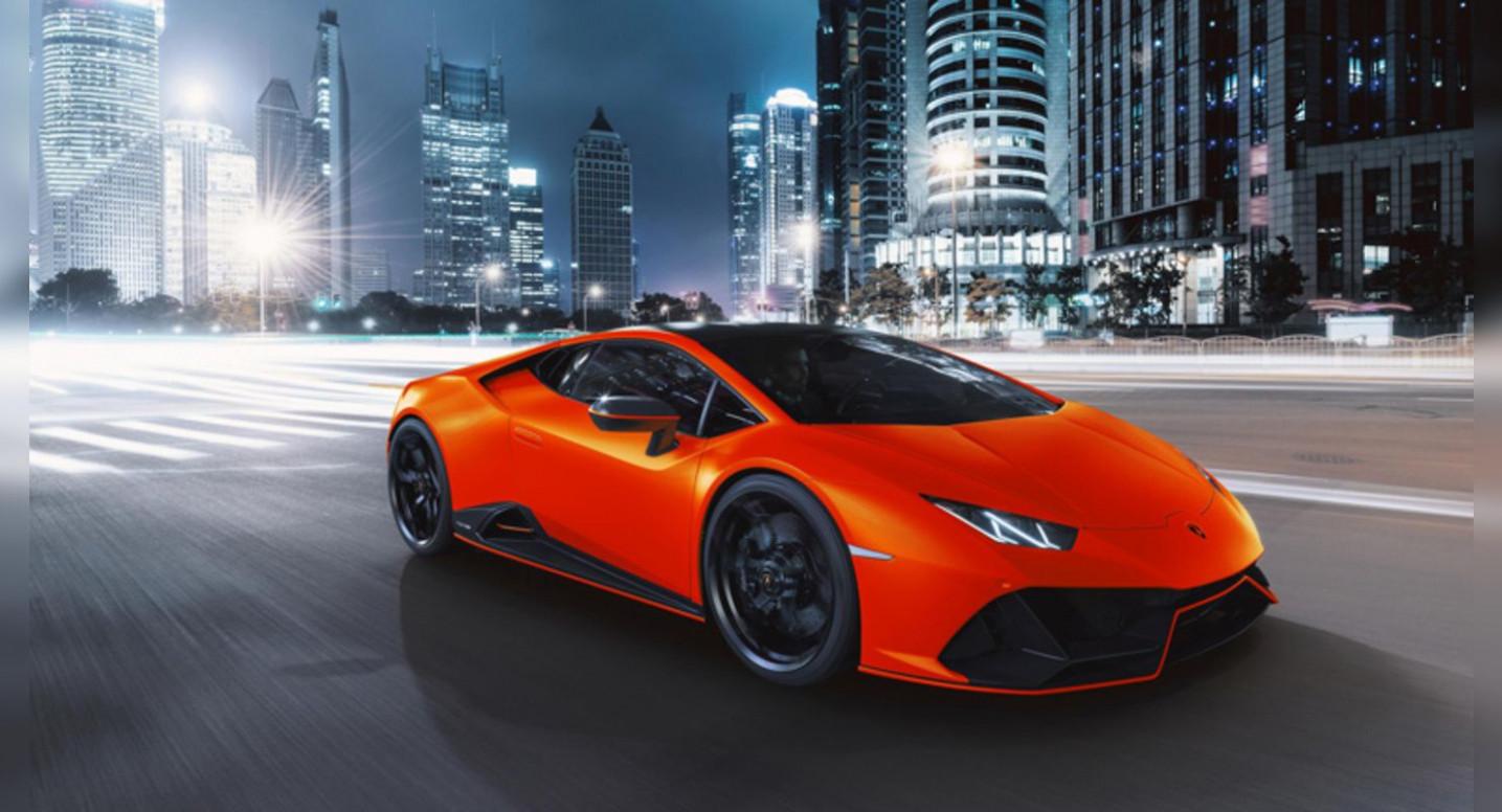 Release Date 2022 Lamborghini Huracan