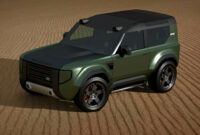 release date and concept 2022 land rover defender