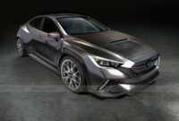 Release Date And Concept 2022 Subaru Wrx Release Date