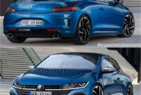 release date and concept 2022 volkswagen scirocco