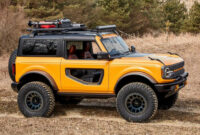 release date and concept ford bronco 2022 price