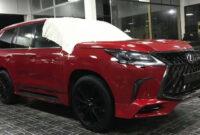 Release Lexus Gx Body Style Change 2022