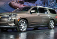 release date and concept when will the 2022 chevrolet suburban be released