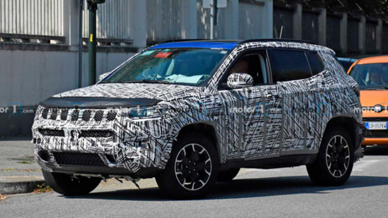 Overview Jeep Vehicles 2022