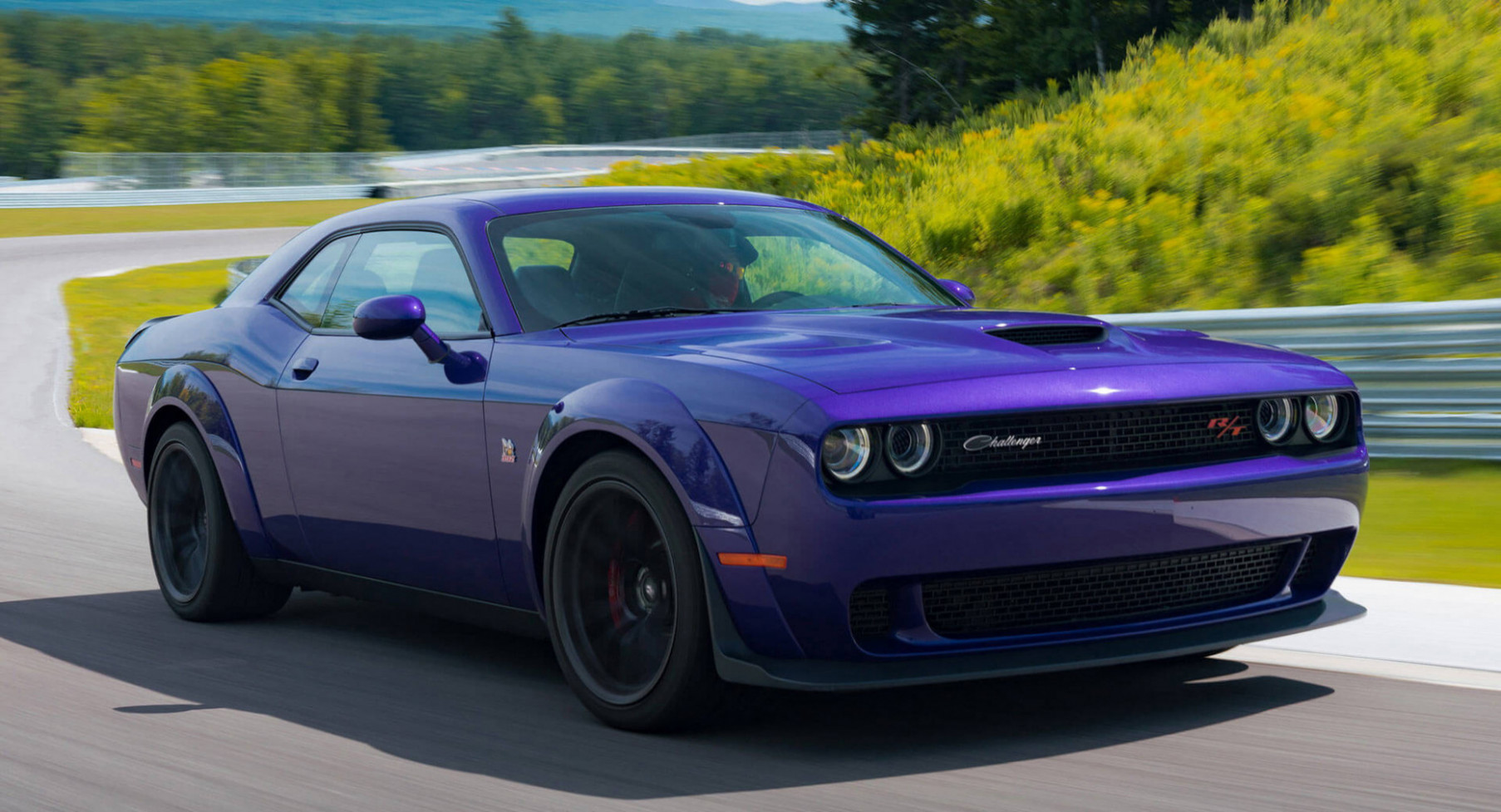 Review New Dodge Challenger 2022