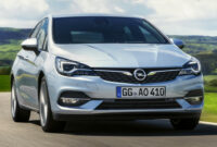 Release Date Opel Astra K Sports Tourer 2022