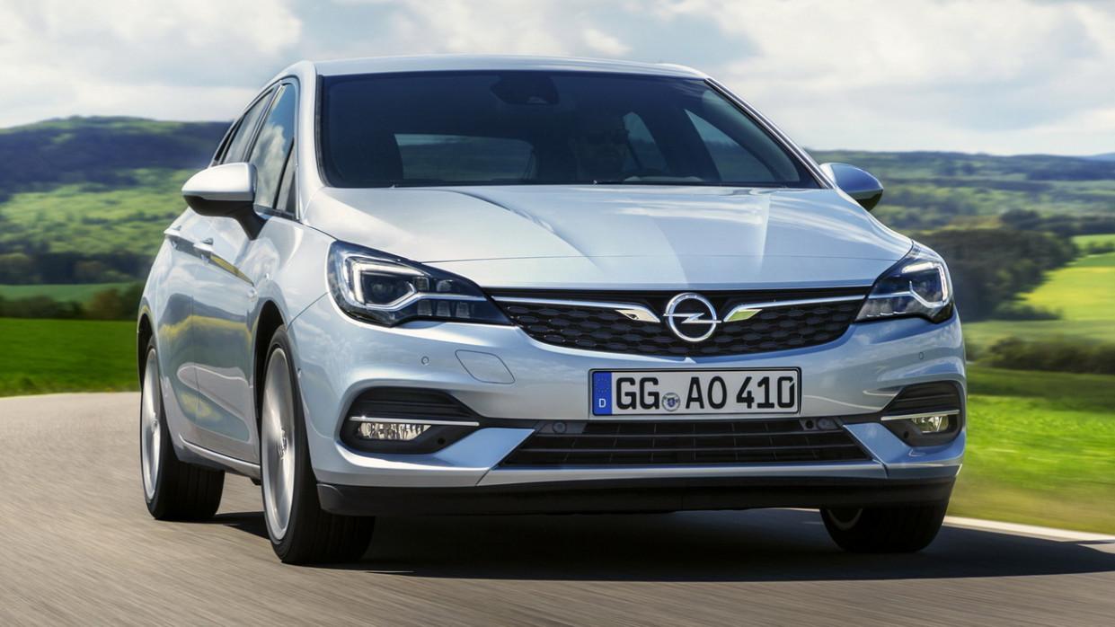 Redesign Opel Astra K Sports Tourer 2022