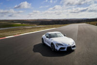 release date pictures of the 2022 toyota supra