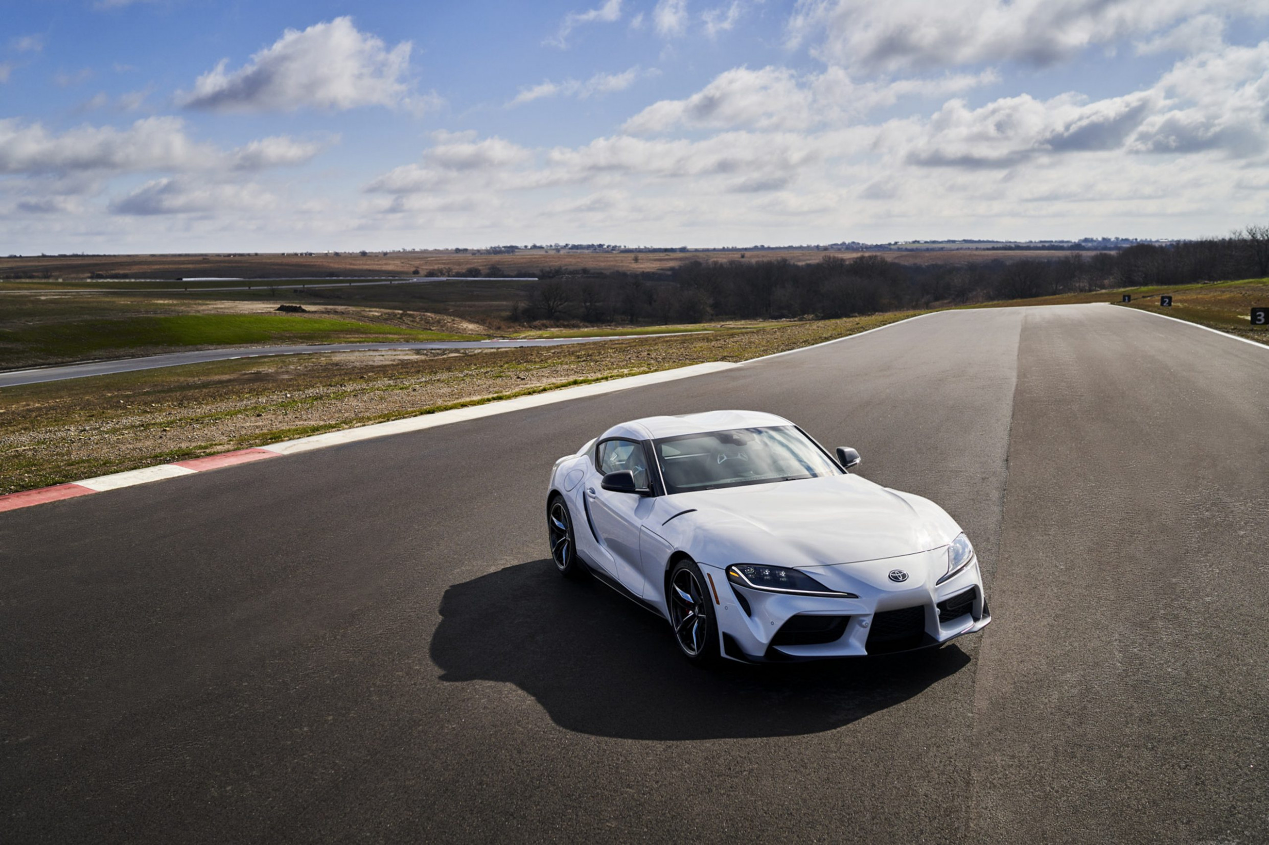 Spy Shoot Pictures Of The 2022 Toyota Supra