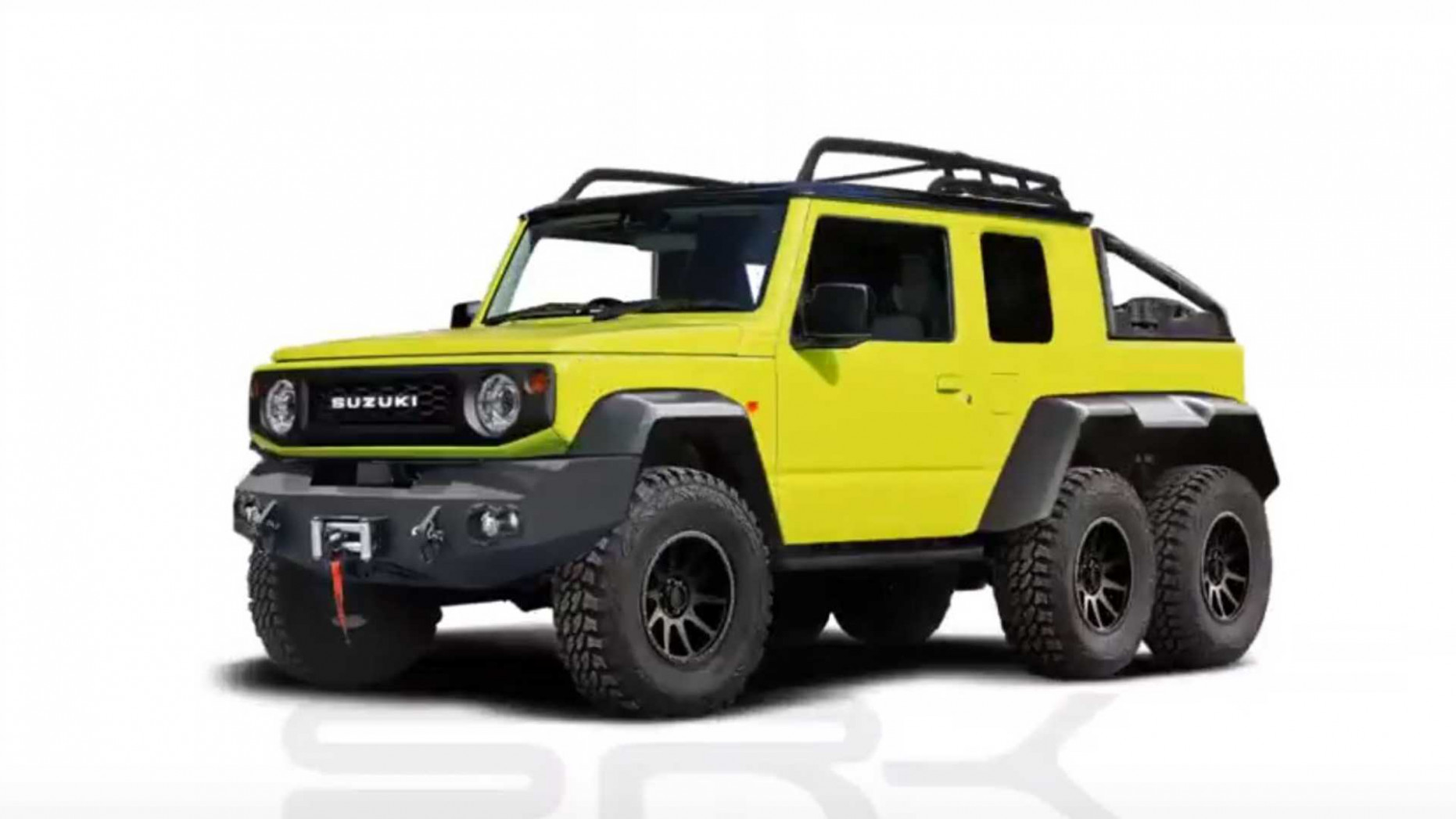 Release Date and Concept Suzuki Jimny Model