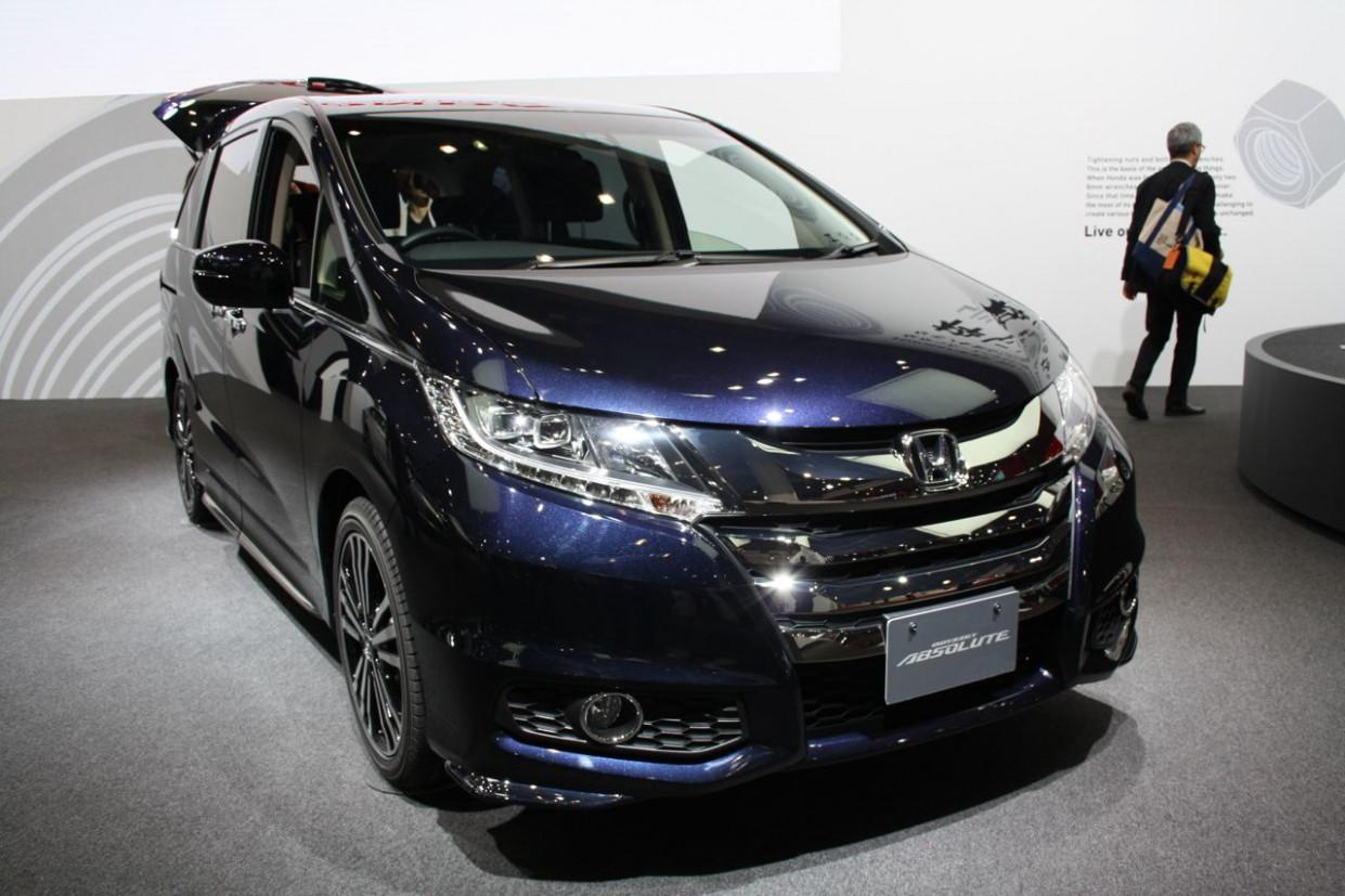 Release Honda Odyssey 2022 Japan