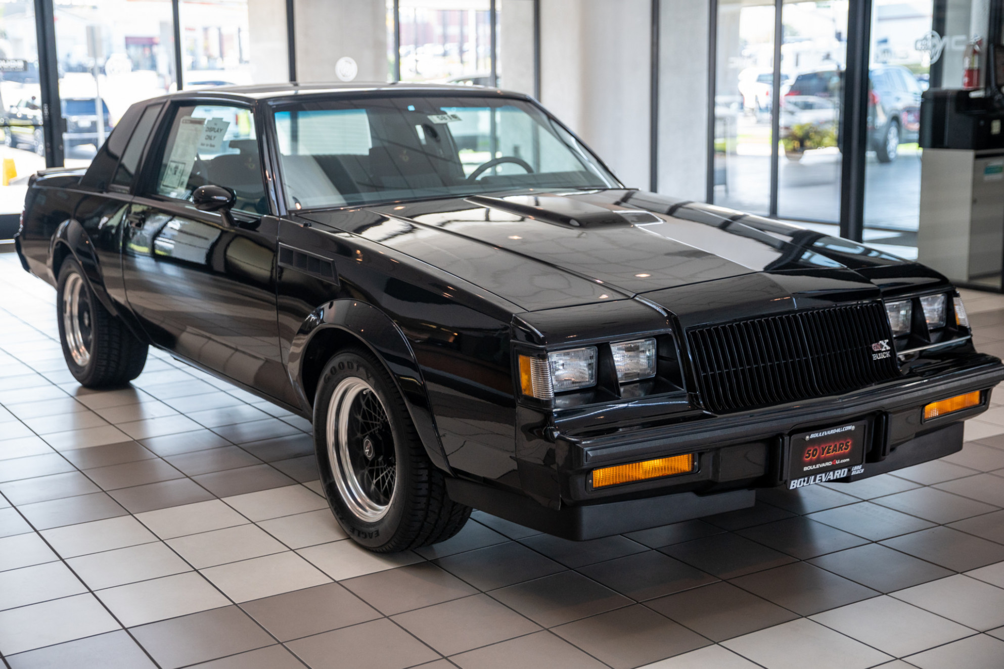 Specs and Review 2022 Buick Gnx