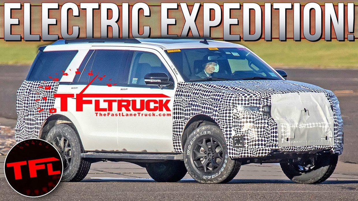 New Model and Performance 2022 Ford Expedition