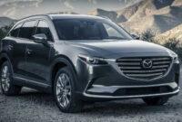 Exterior 2022 Mazda Cx 9 Rumors