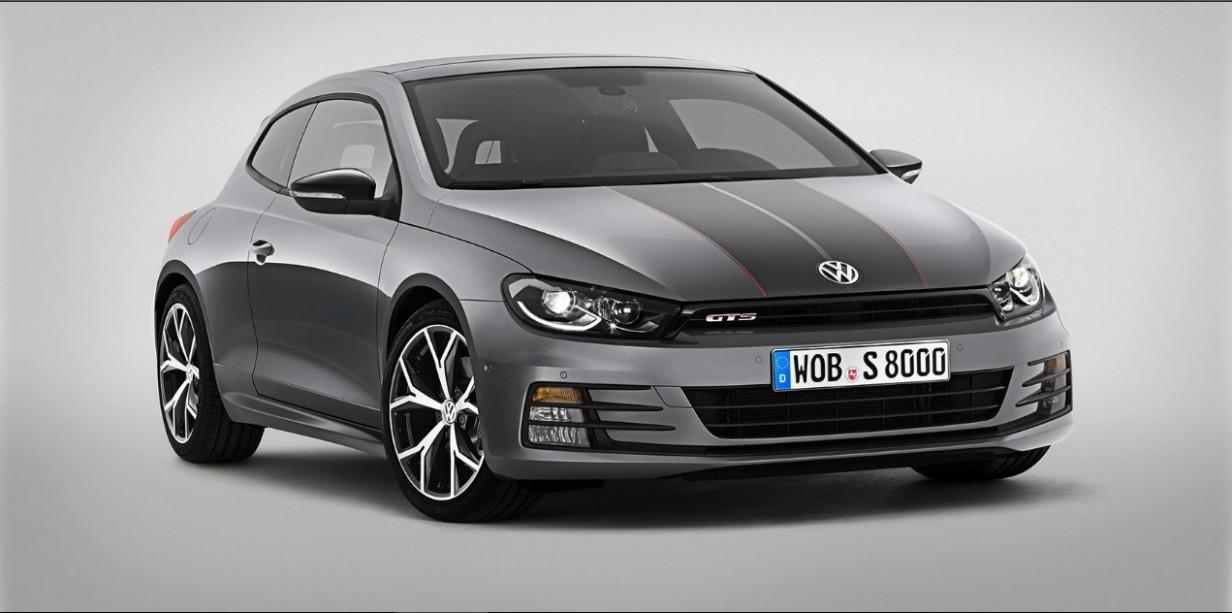 Configurations 2022 Volkswagen Scirocco