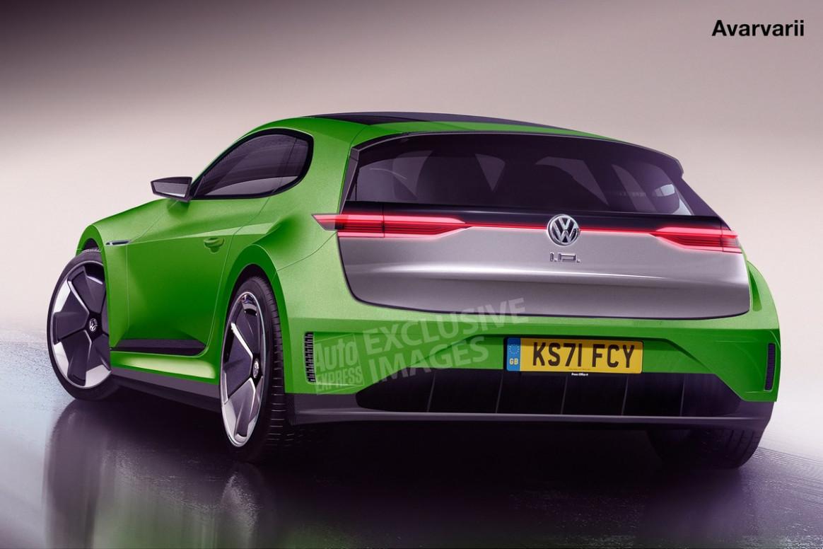 Exterior and Interior 2022 Volkswagen Scirocco