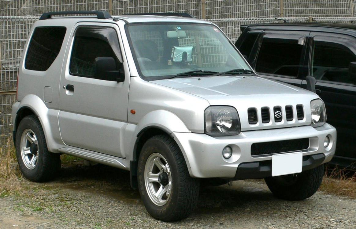 Performance Suzuki Jimny Model