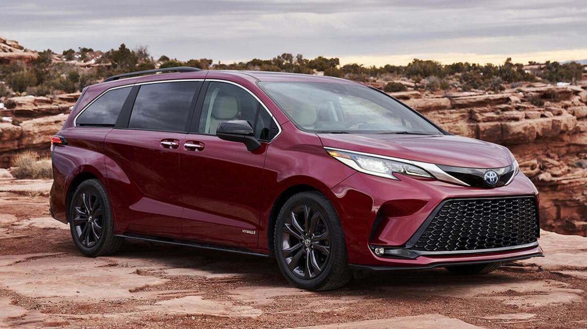 New Model and Performance Toyota Minivan 2022