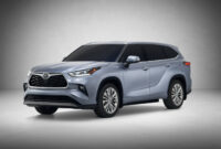 Research New Will The 2022 Toyota Highlander Be Redesigned