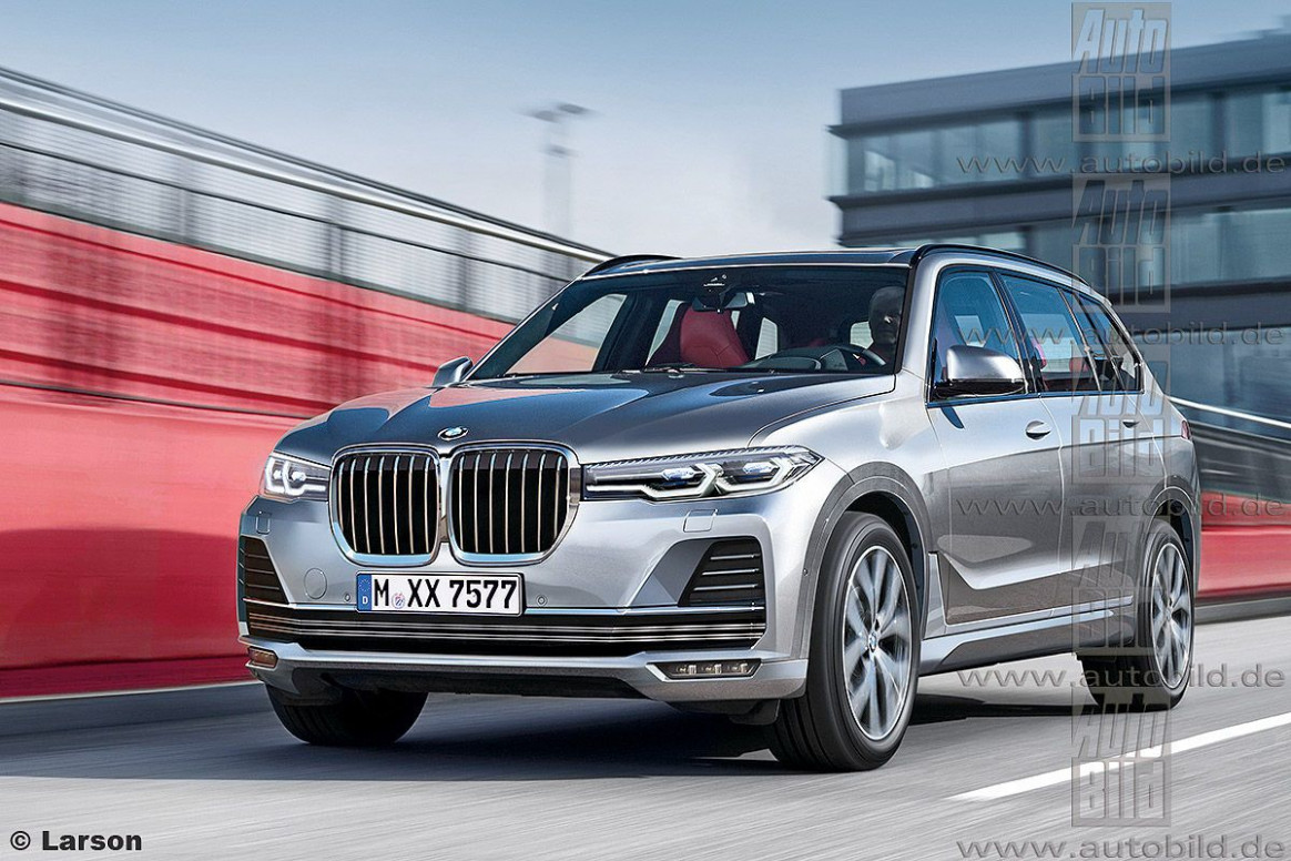 Overview 2022 BMW X7 Suv Series