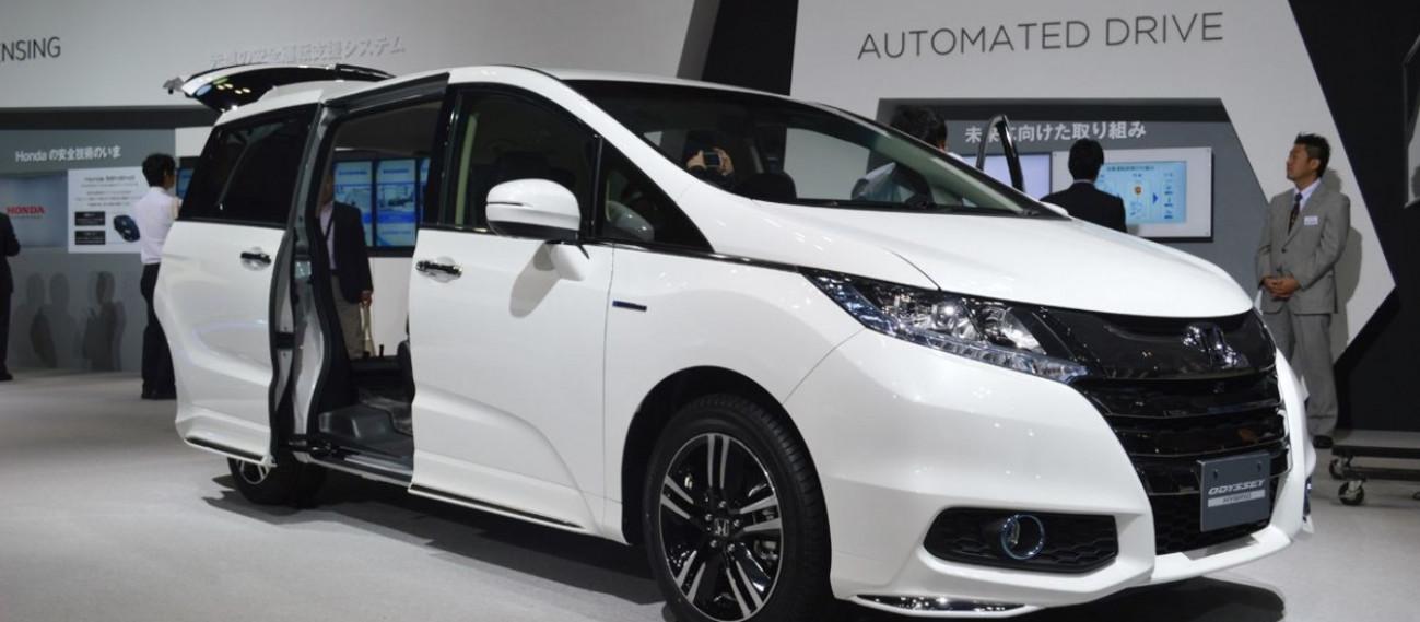 Redesign 2022 Honda Odyssey Release Date