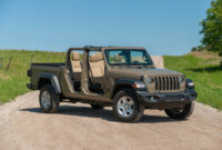 review 2022 jeep gladiator overall length