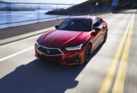 review and release date 2022 acura tlx a spec