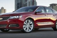 Interior 2022 Chevy Impala SS
