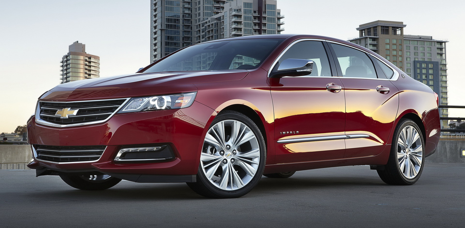 Model 2022 Chevy Impala SS