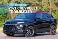 New Model and Performance 2022 Chevy Trailblazer Ss