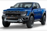 Review And Release Date 2022 Ford Ranger Usa
