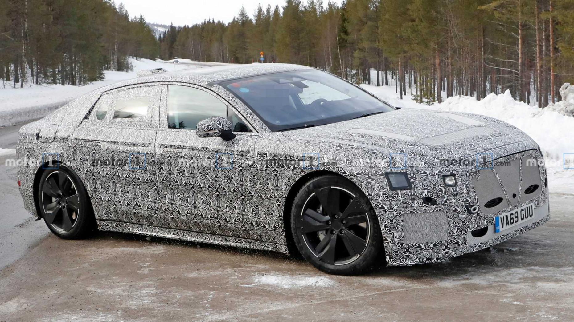 Price and Release date 2022 Jaguar XJ