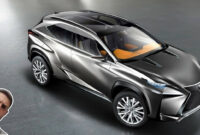 Redesign and Review 2022 Lexus Rx Release Date