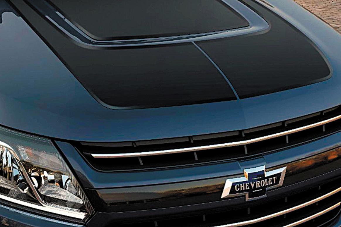 Overview Chevrolet Lançamento 2022
