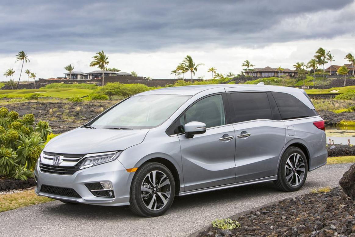 Prices Honda Odyssey 2022 Japan