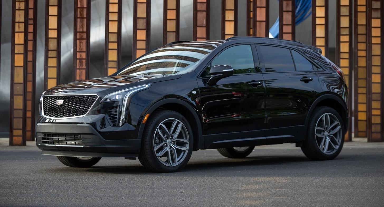 Review 2022 Cadillac Xt5 Interior
