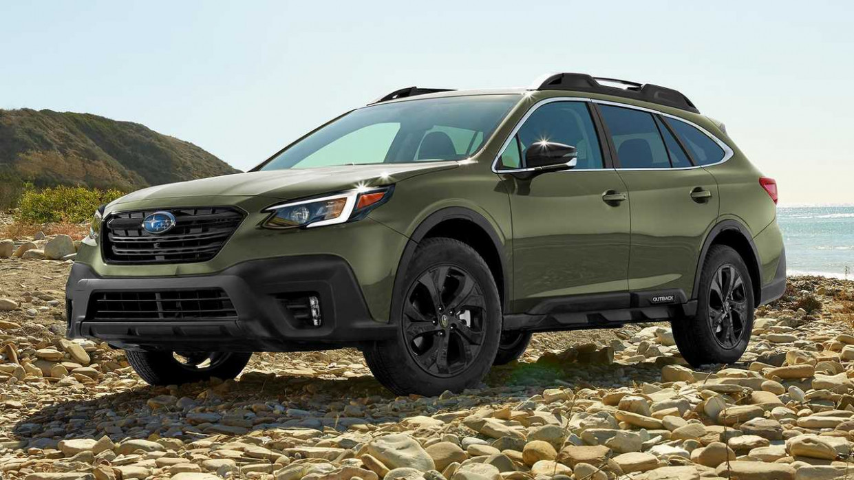 Overview 2022 Subaru Outback