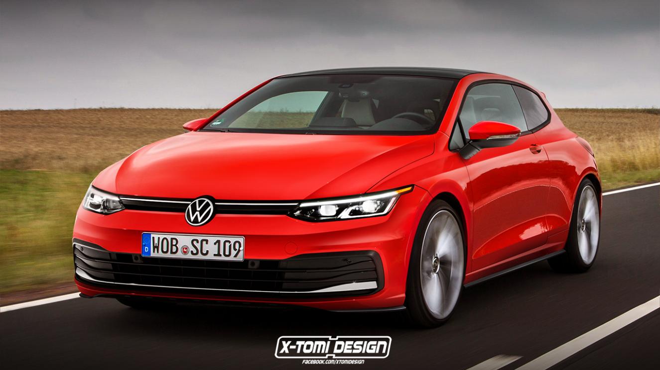 First Drive 2022 Volkswagen Scirocco