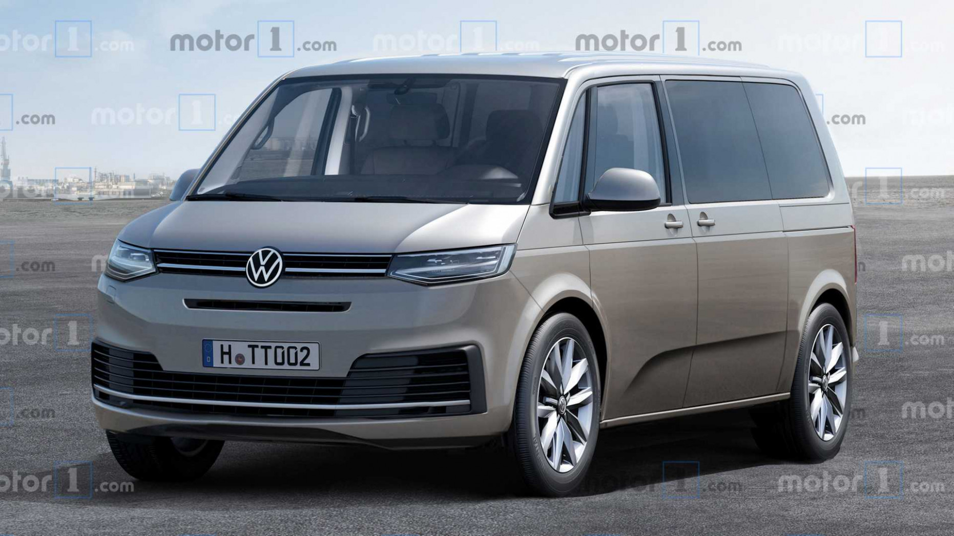 Release Date and Concept 2022 VW Bulli