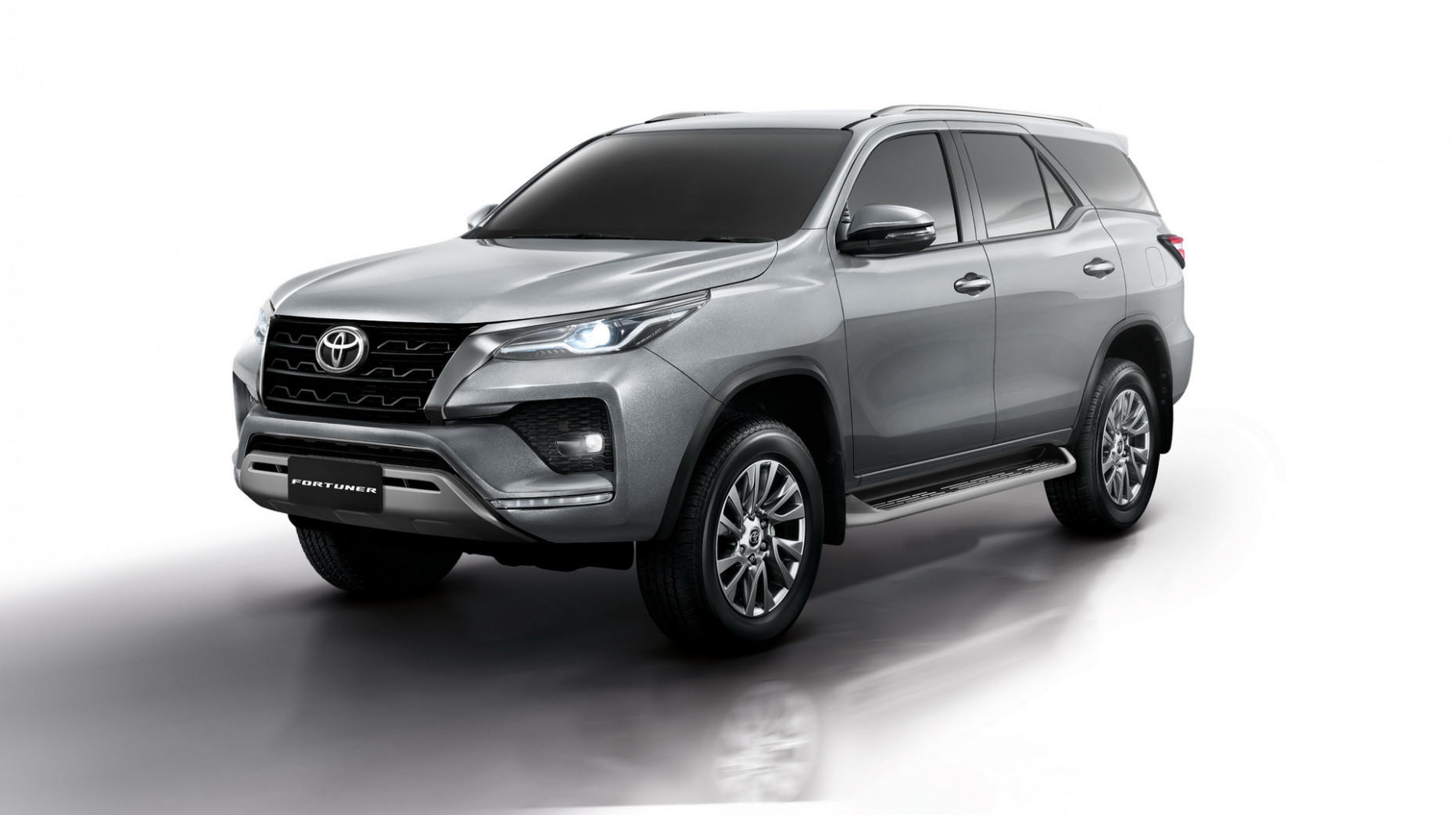 Redesign Toyota Fortuner 2022